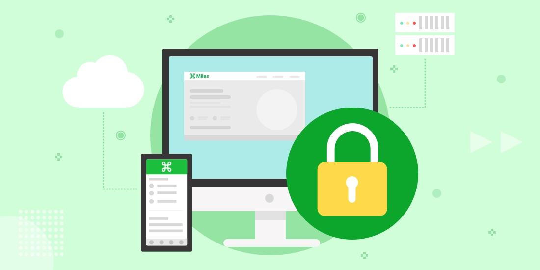 Miles consumer privacy