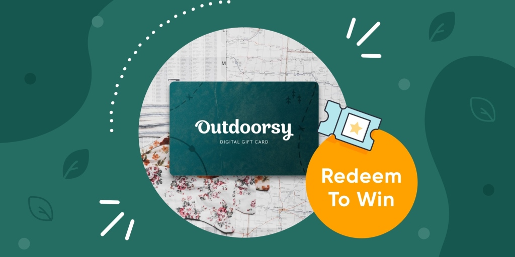 Outdoorsy Gift Card - Redeem To Win